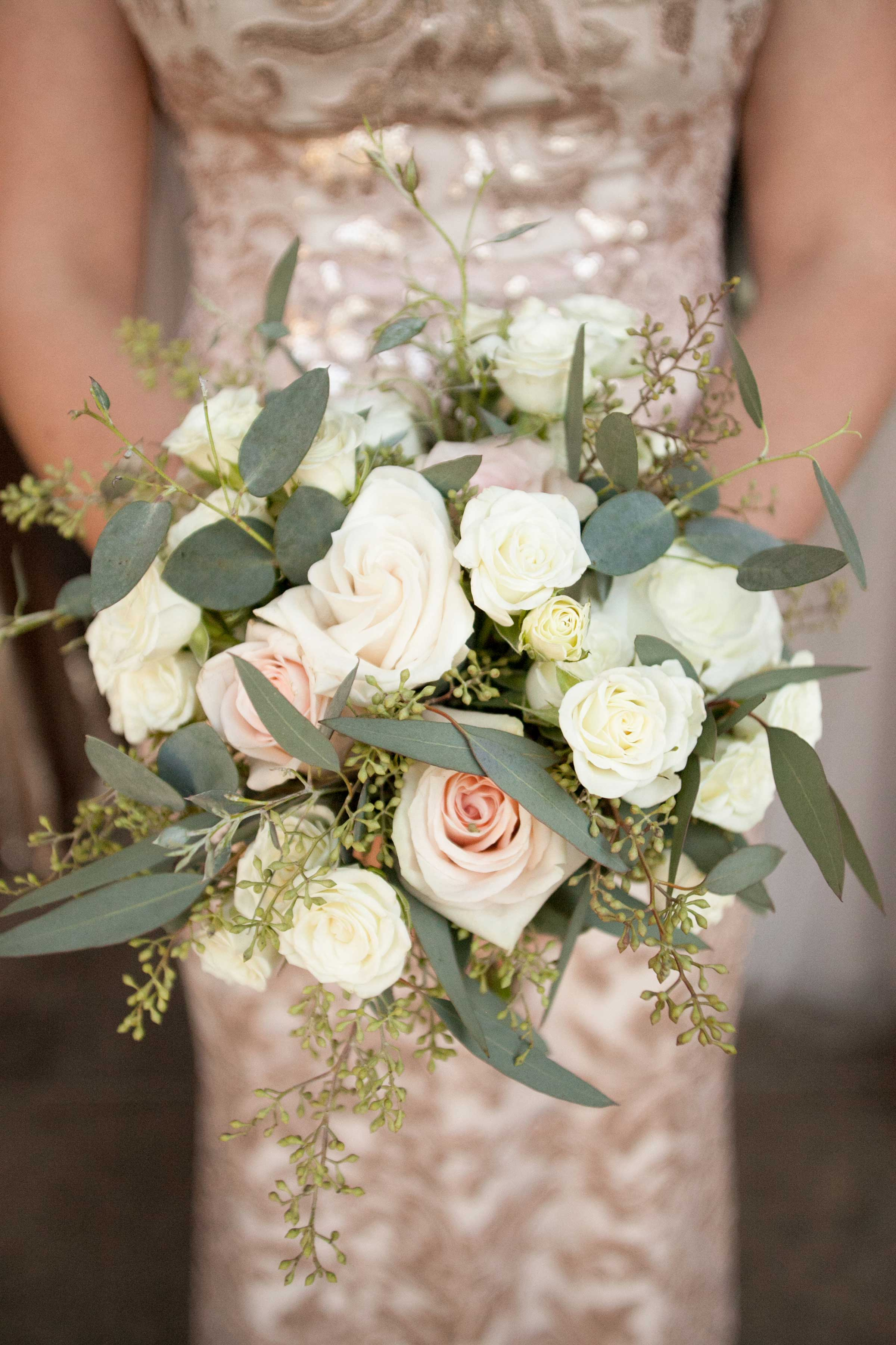 Rustic and Chic Bridal Bouquets - Inside Weddings