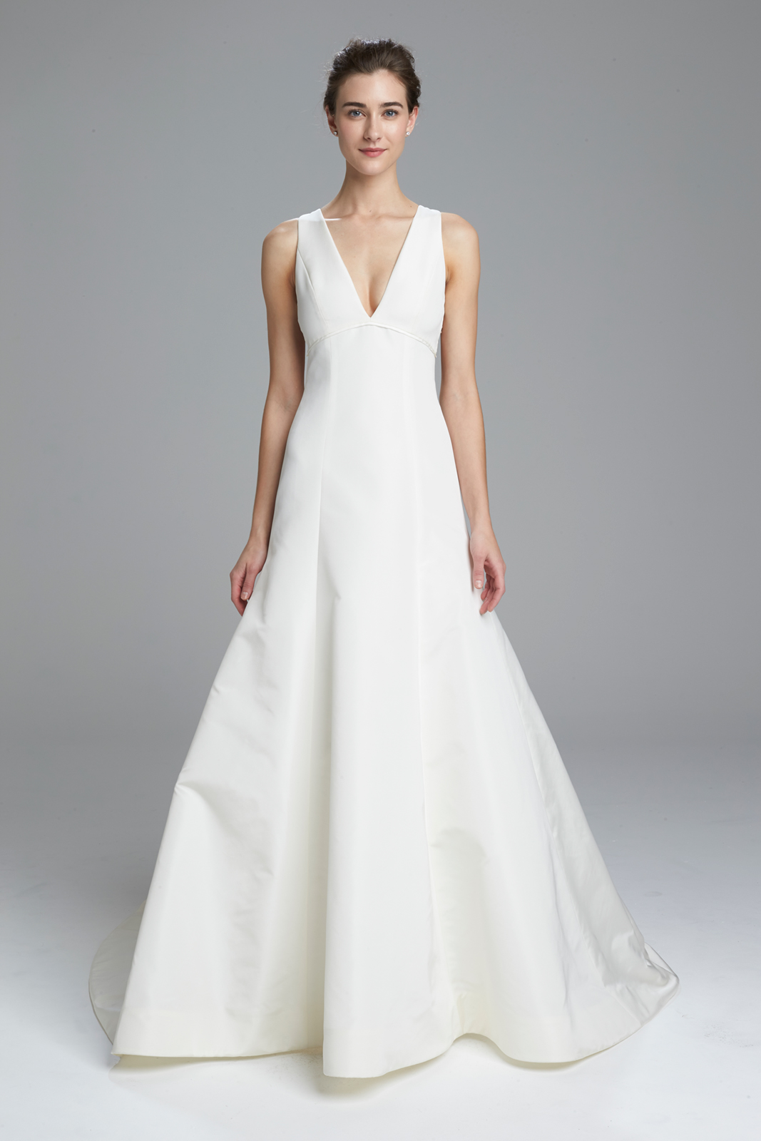 Simple Wedding Dresses Classic Designer Bridal Gown Styles Inside