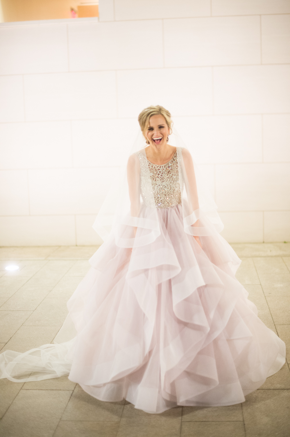 Bridal Gowns with Bling Beading and Embellishments - Inside Weddings