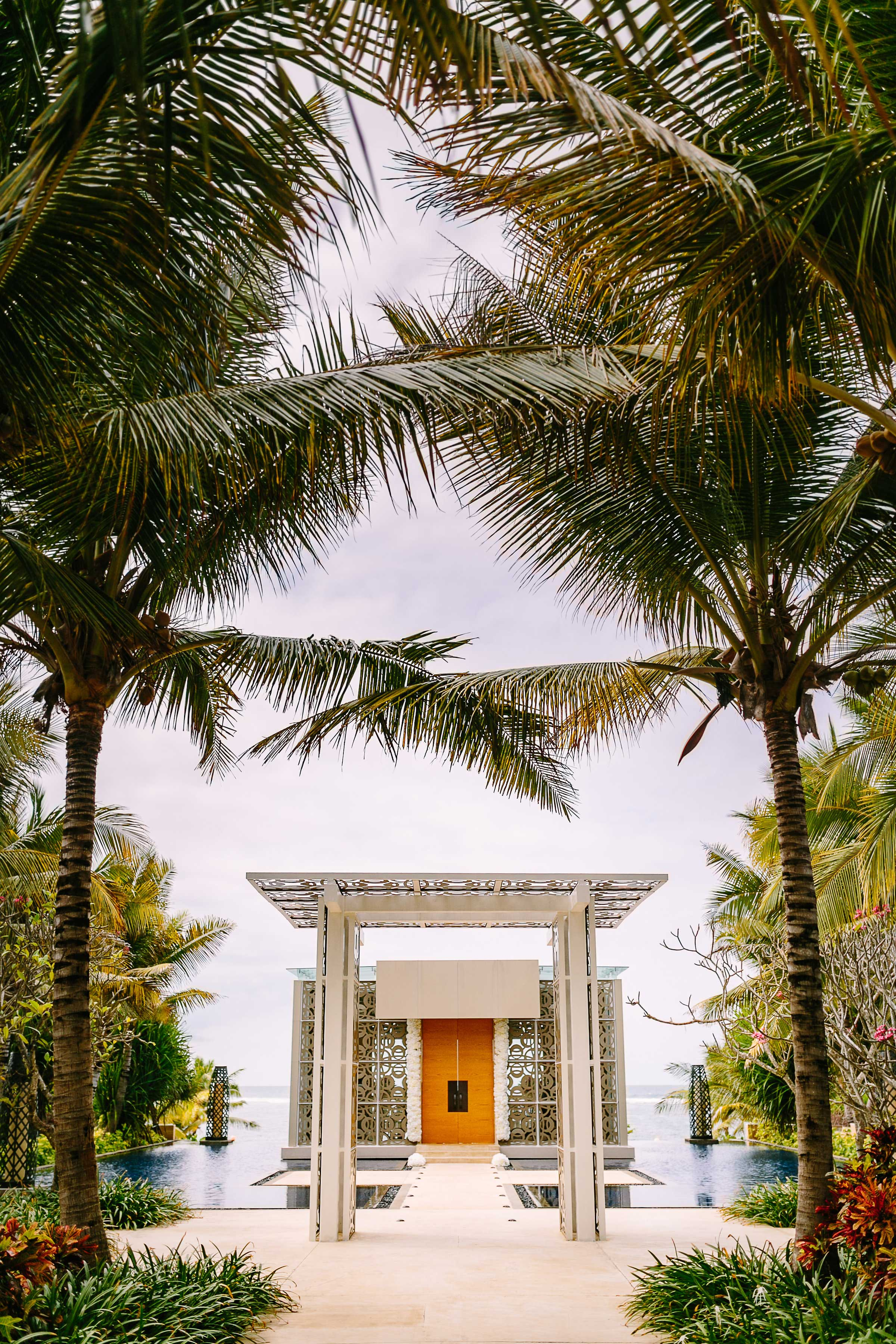 Chapel at The Mulia Resort in Bali Marry at the Mulia event