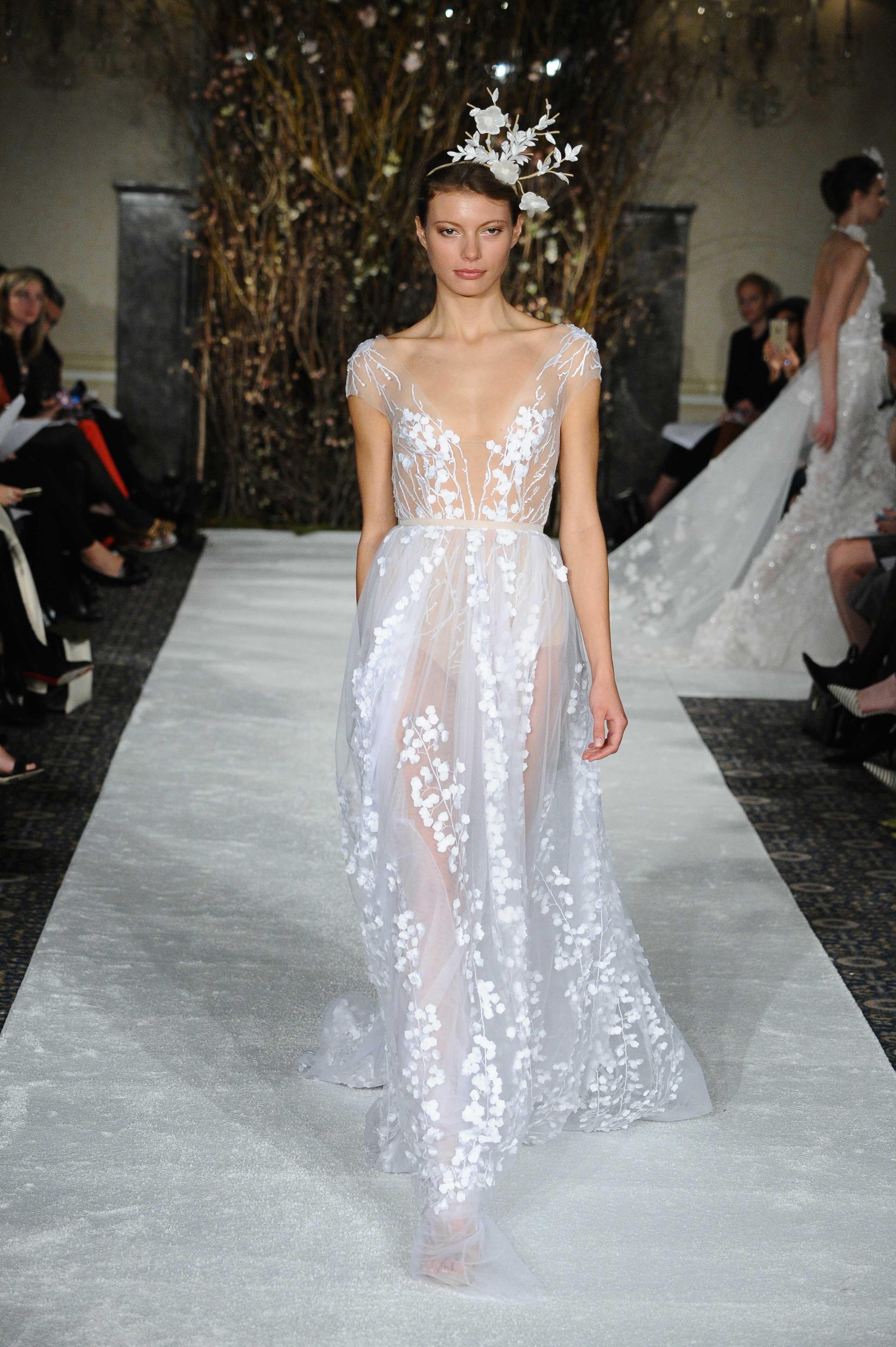 Mira Zwillinger Shimmering Wedding Dress Laverne Cox Emmy Inspiration
