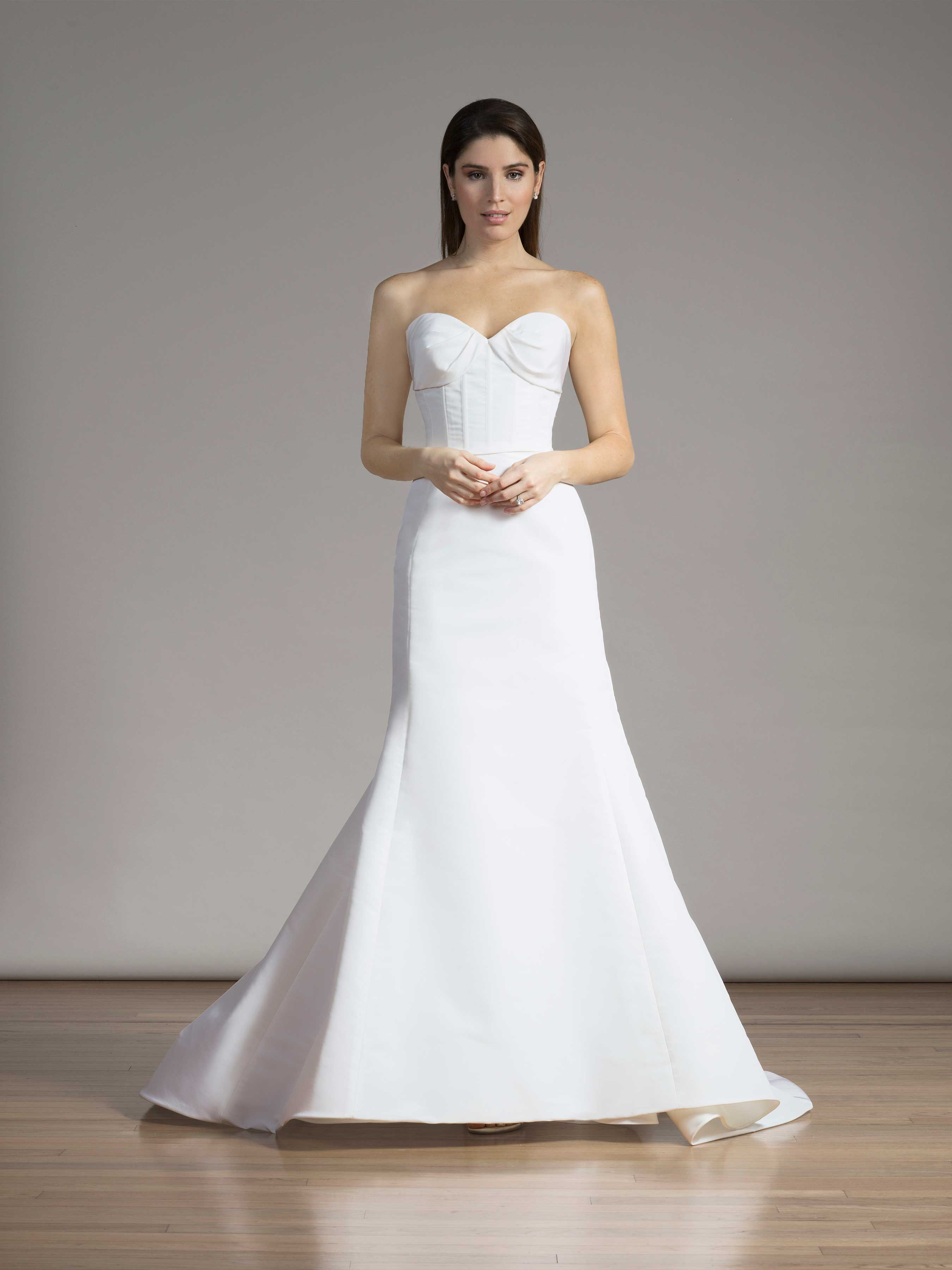 liancarlo structured sweetheart gown, regina king inspiration