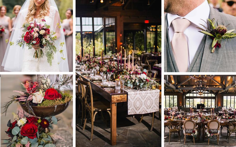 Fall wedding inspiration for rustic weddings