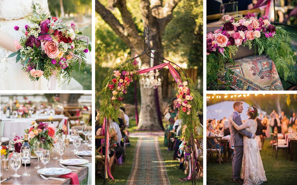 Fairy tale wedding decor outdoor wedding fall ideas