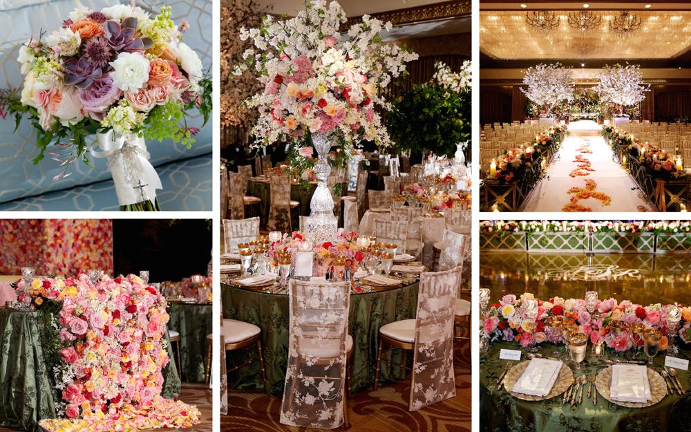 Indoor wedding fall ideas Chicago