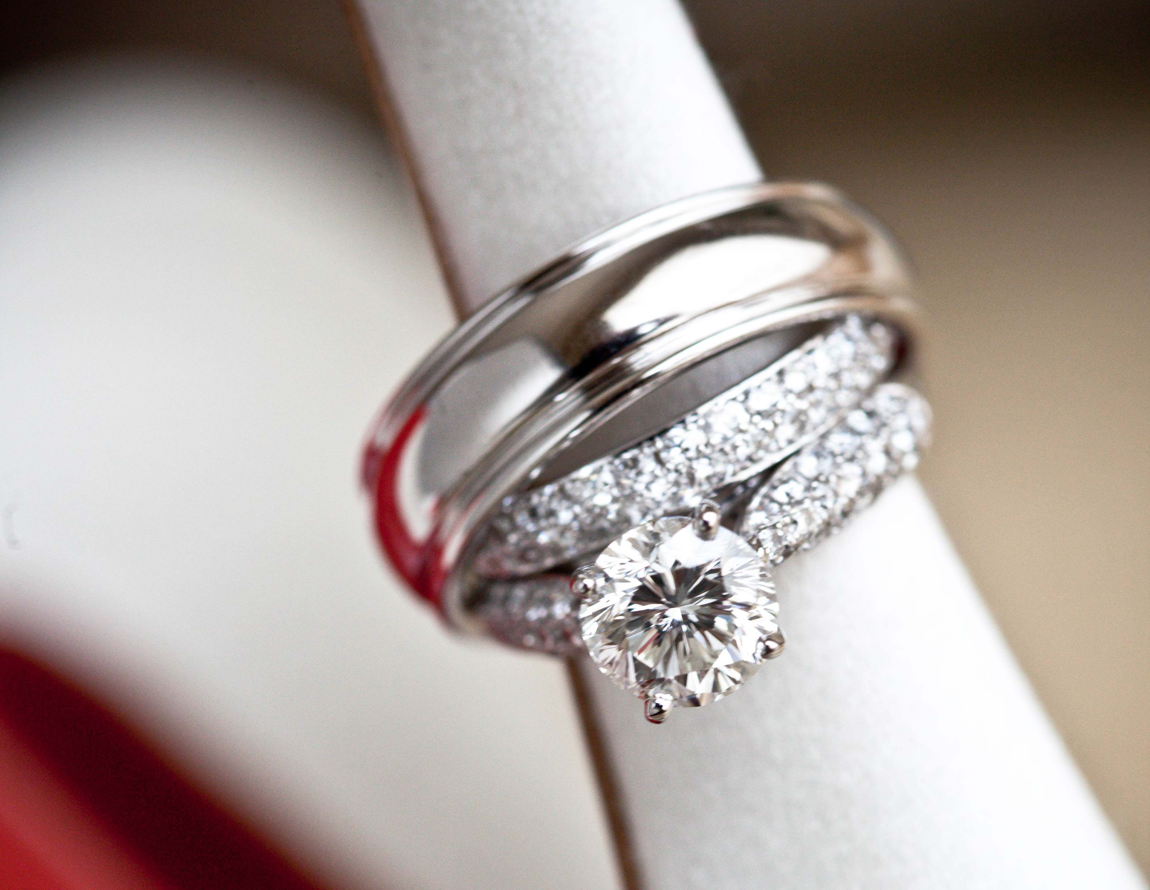 Get the Look of Laura Prepon s Engagement Ring Inside Weddings