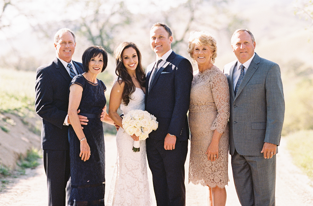 how to involve your whole family in wedding planning