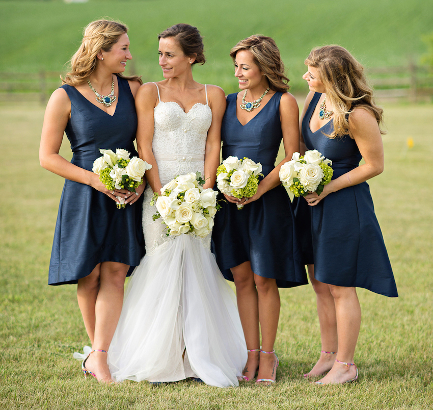 Short Bridesmaid Dresses Ideas For Spring Summer