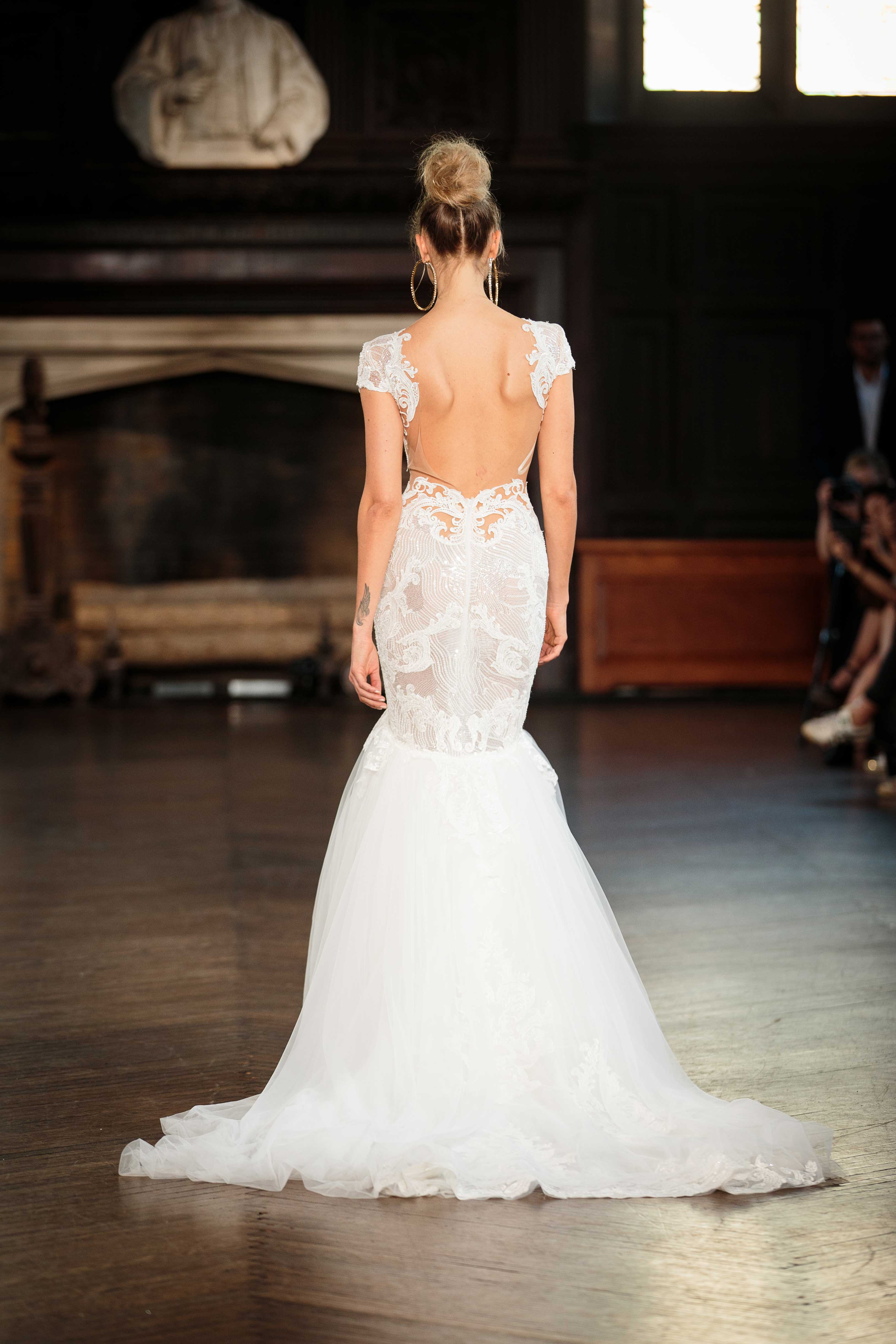 Wedding Dresses with Long Trains Inspired by The Cheetah Girls Star ...