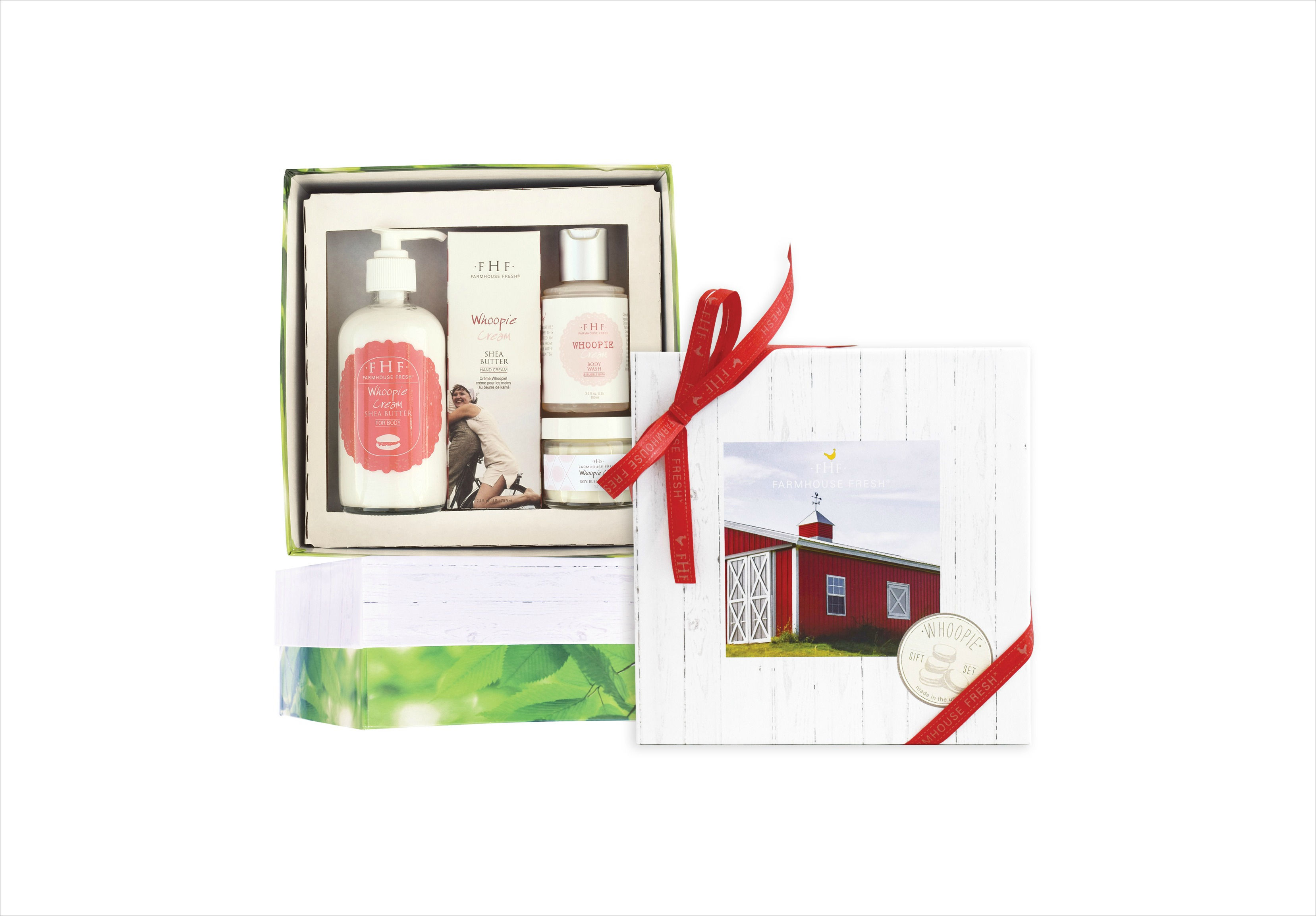 Whoopie Pie holiday gift set from Farm House Fresh