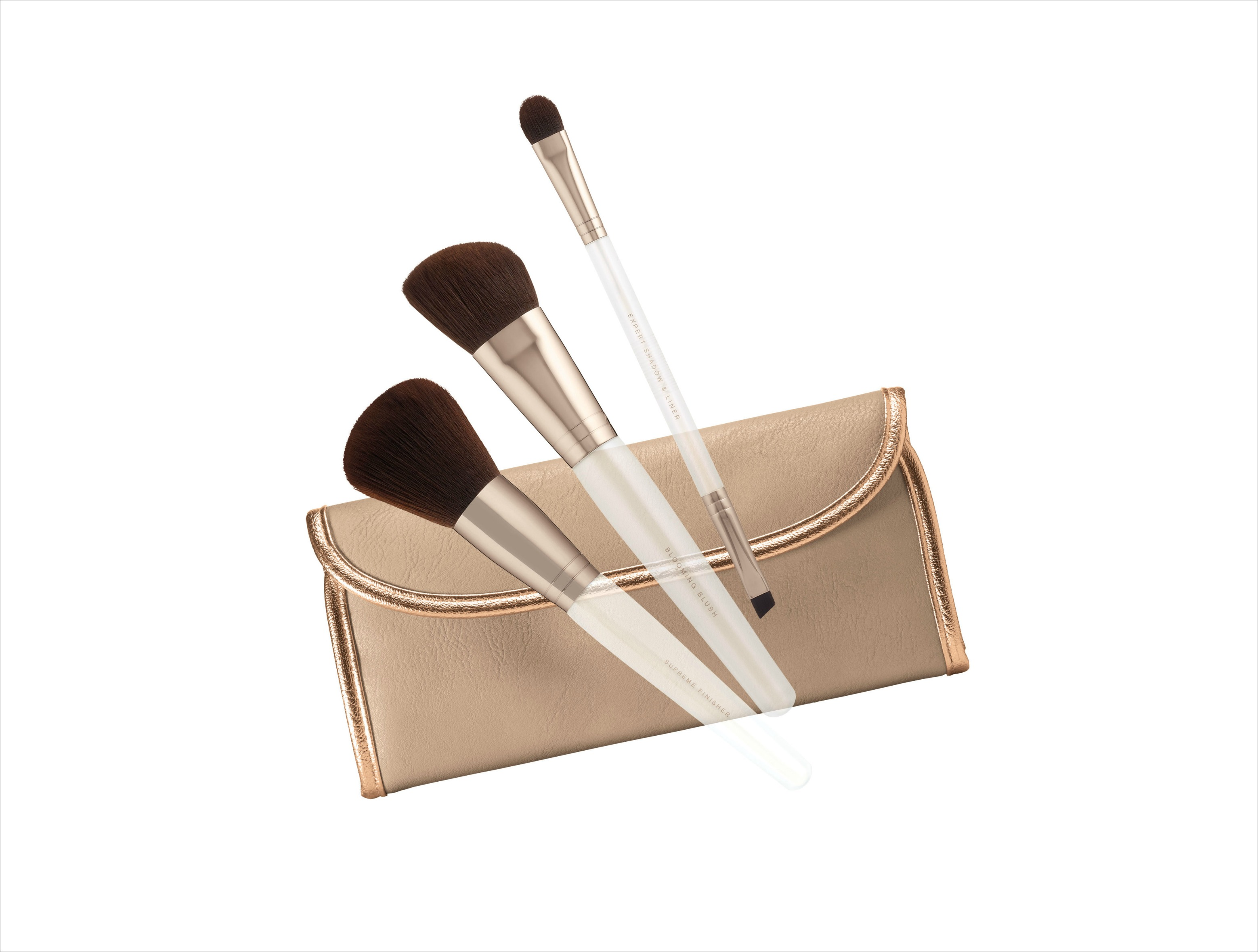 Bare Minerals Give Me a Swirl brush set holiday gift ideas