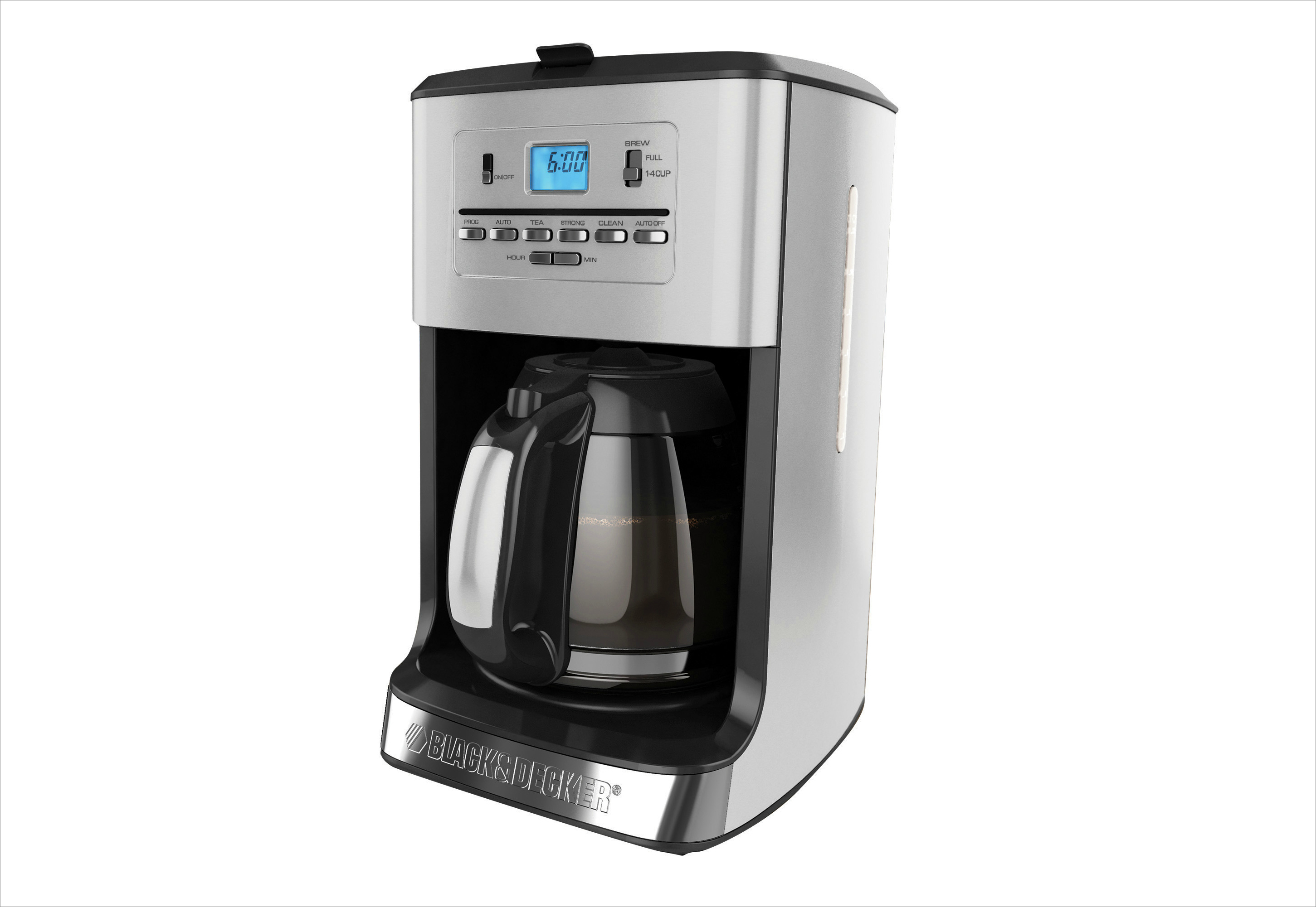 Black and Decker coffee and tea maker two in one