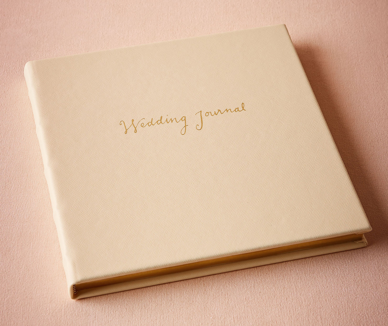 Wedding Journal from BHLDN for newly engaged couples gift ideas