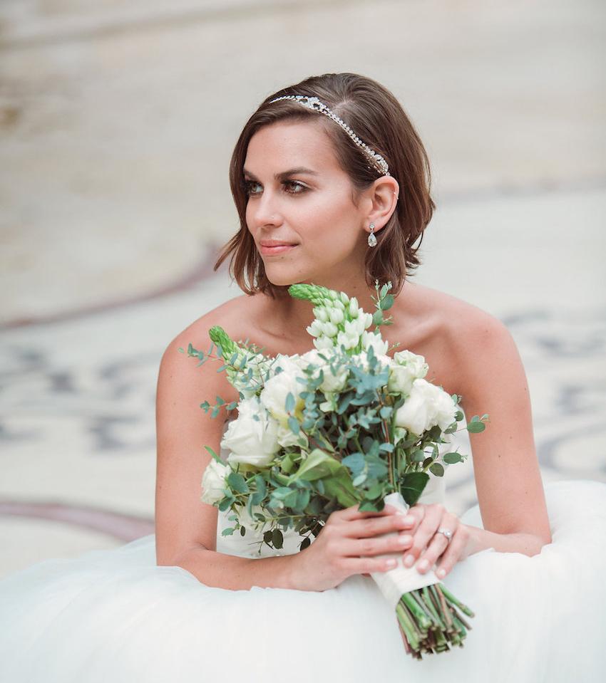 14 Stunning Bridal Headbands And Headpieces