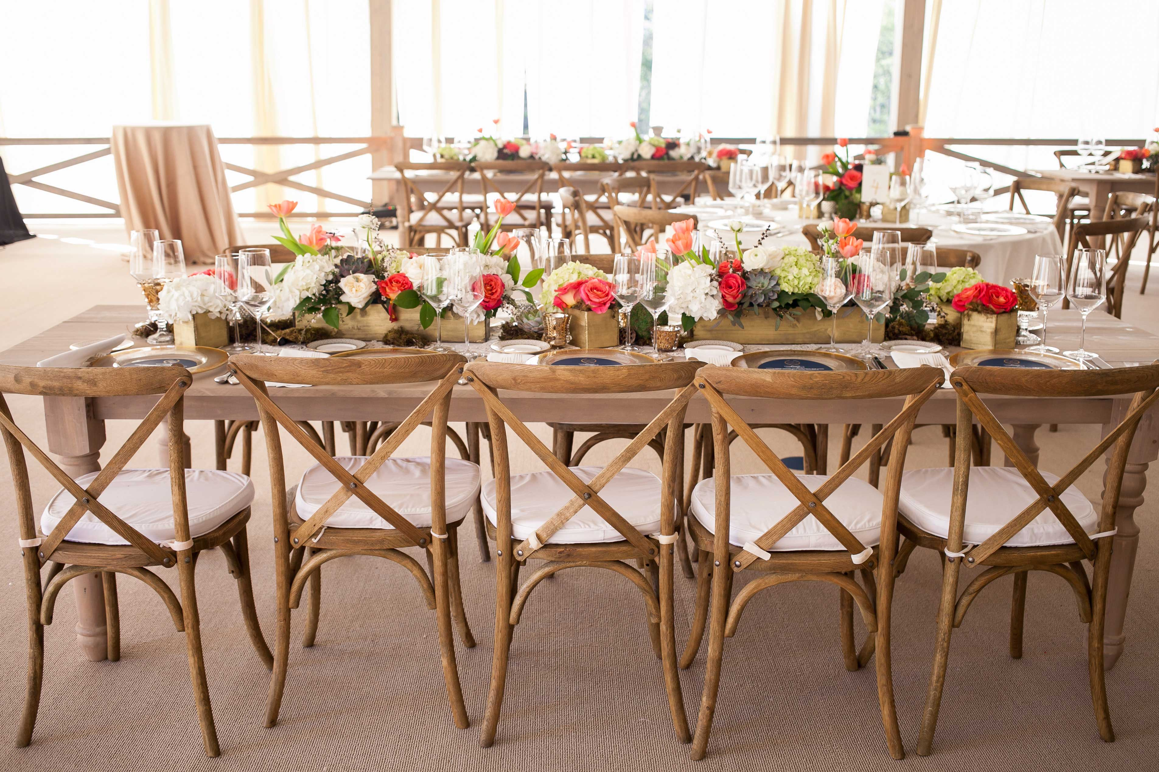 7 planter boxes to use for your rustic wedding reception rustic wooden boxes to house floral centerpieces for your austere nuptials junglespirit Images
