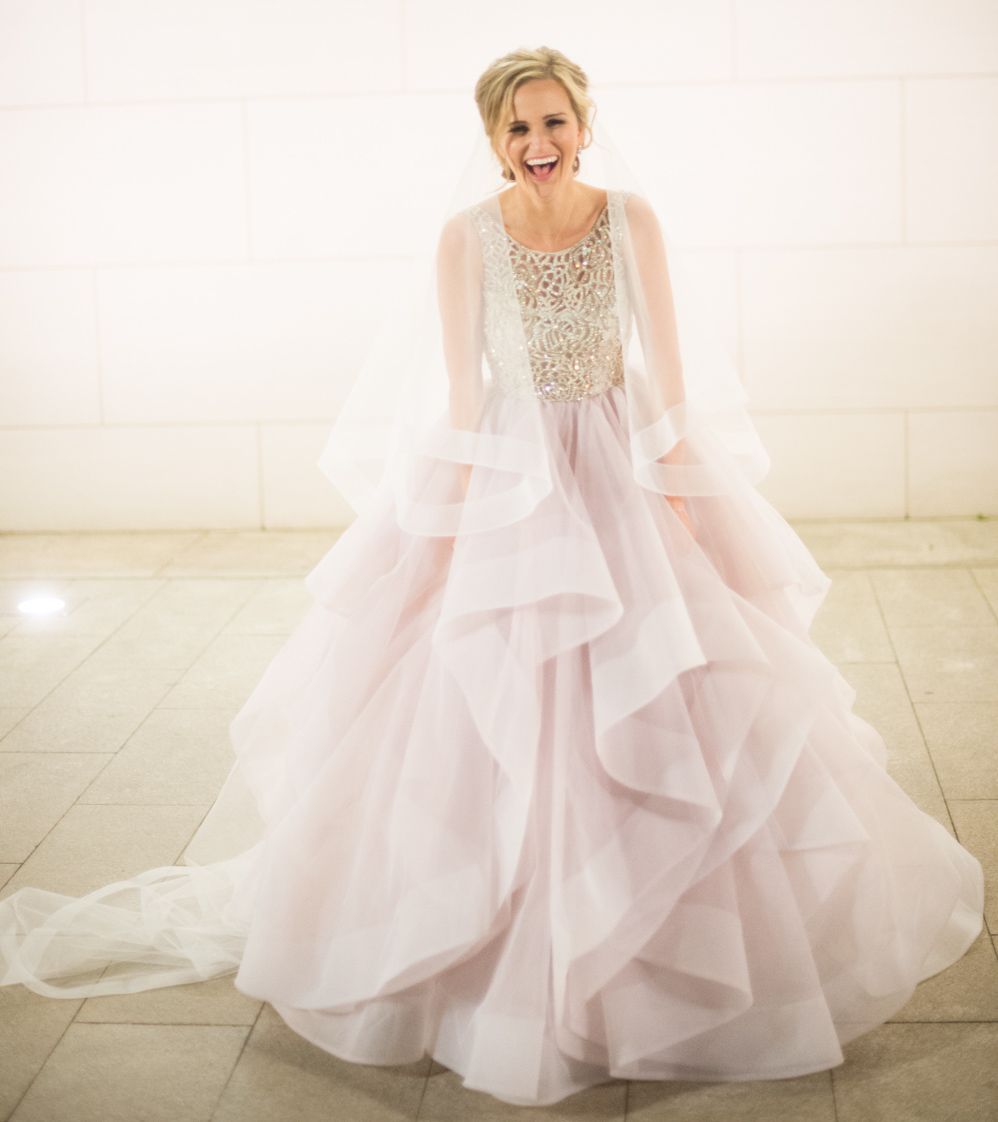 Wedding Dress Ideas: 15 New Year's Eve Wedding Ideas From Real Weddings