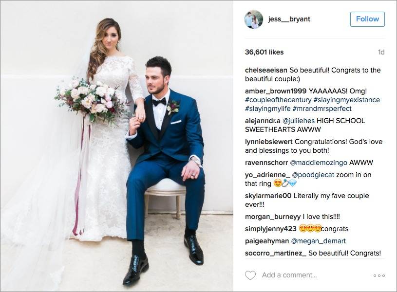 chicago cubs kris bryant marries jessica delp wedding day look inspiration