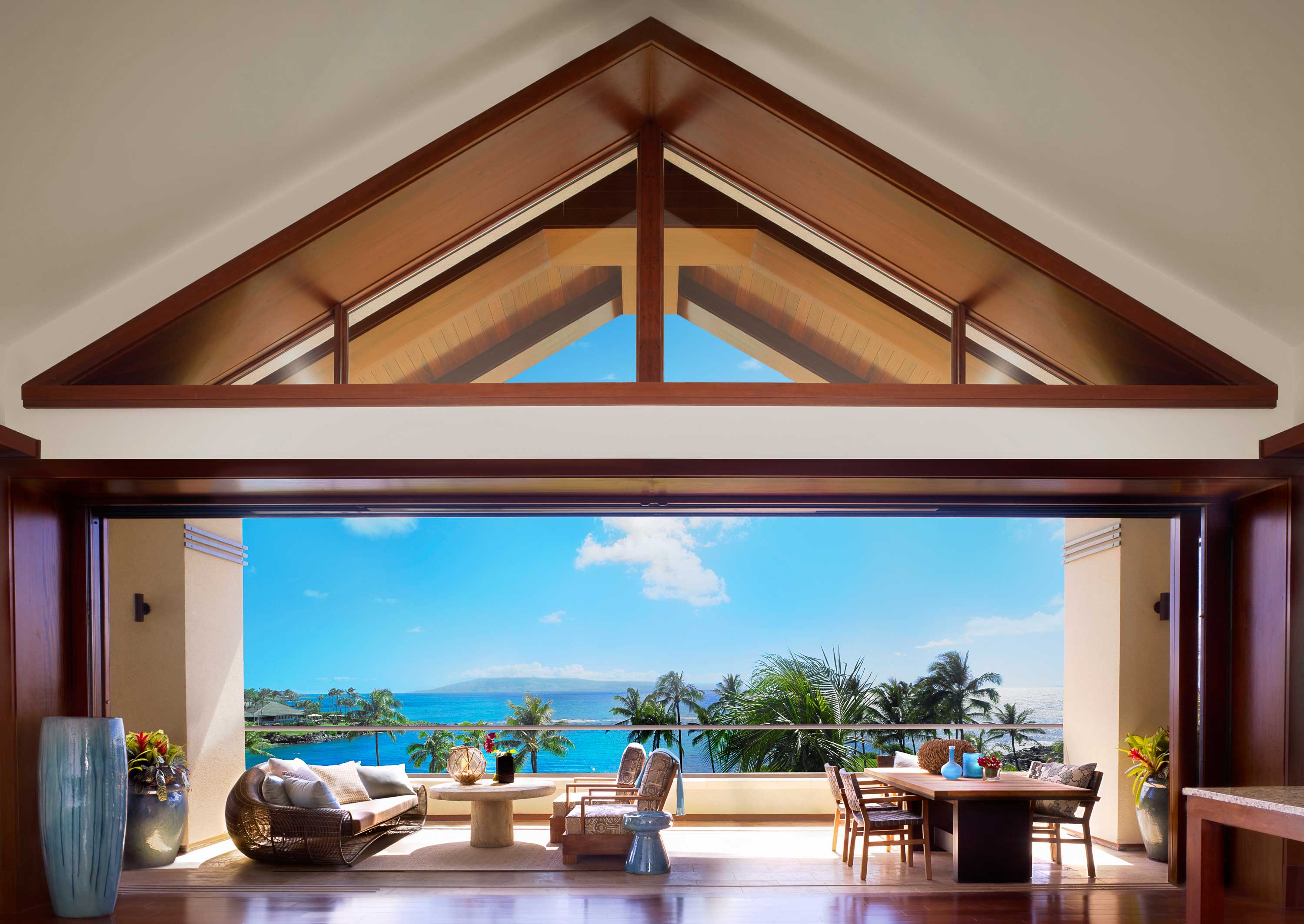 Montage Kapalua Bay - Exclusive Premier Ocean View Penthouse accommodations ocean view