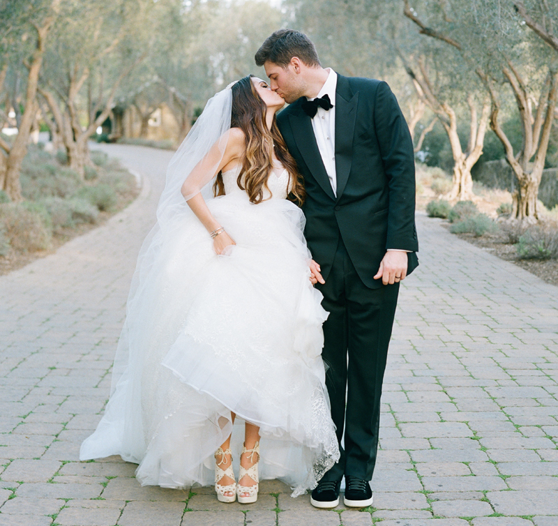 Bridal Stylist Maradee Wahl Helps You Choose The Perfect Shoe