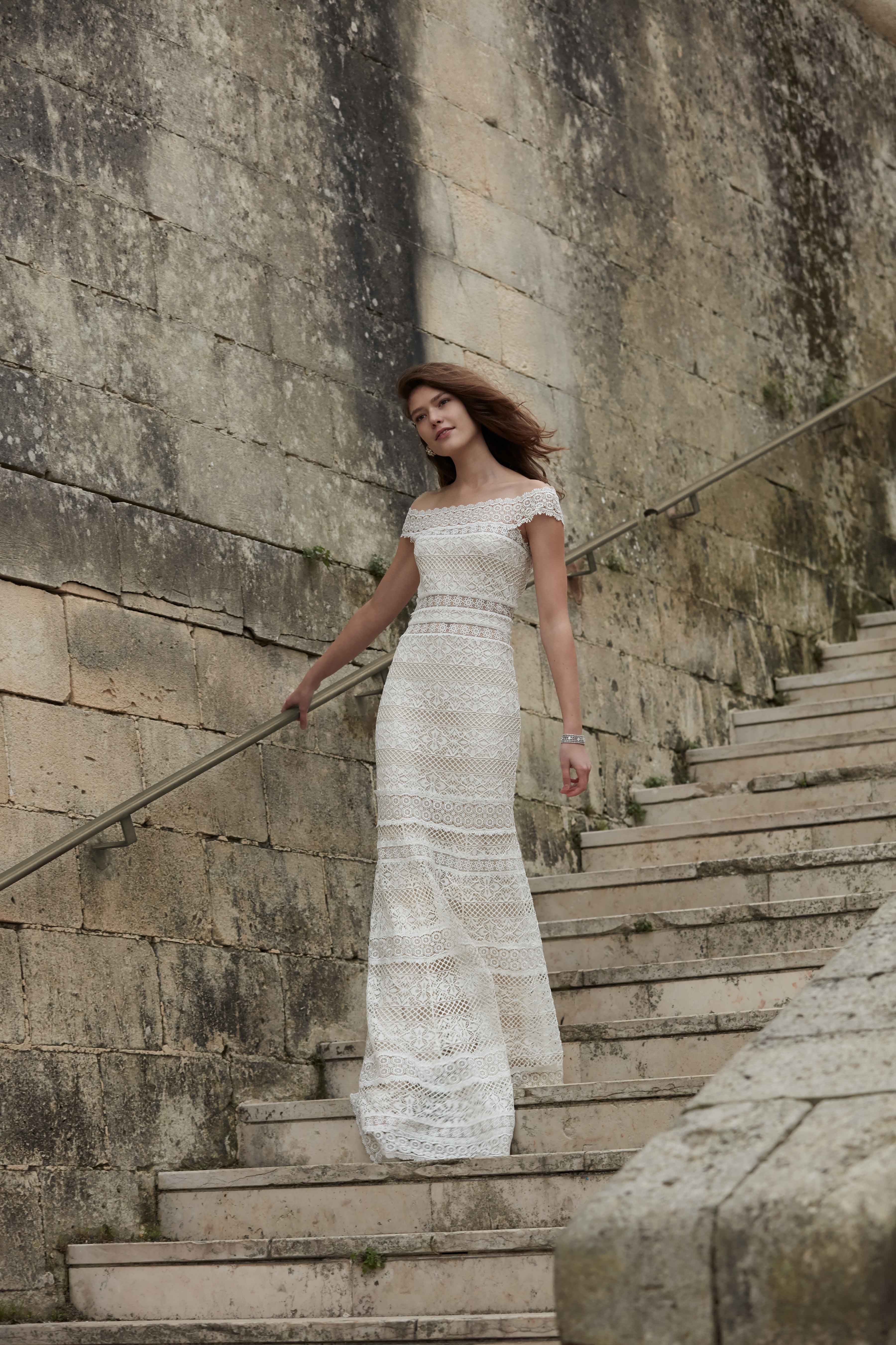 Eira wedding dress BHLDN