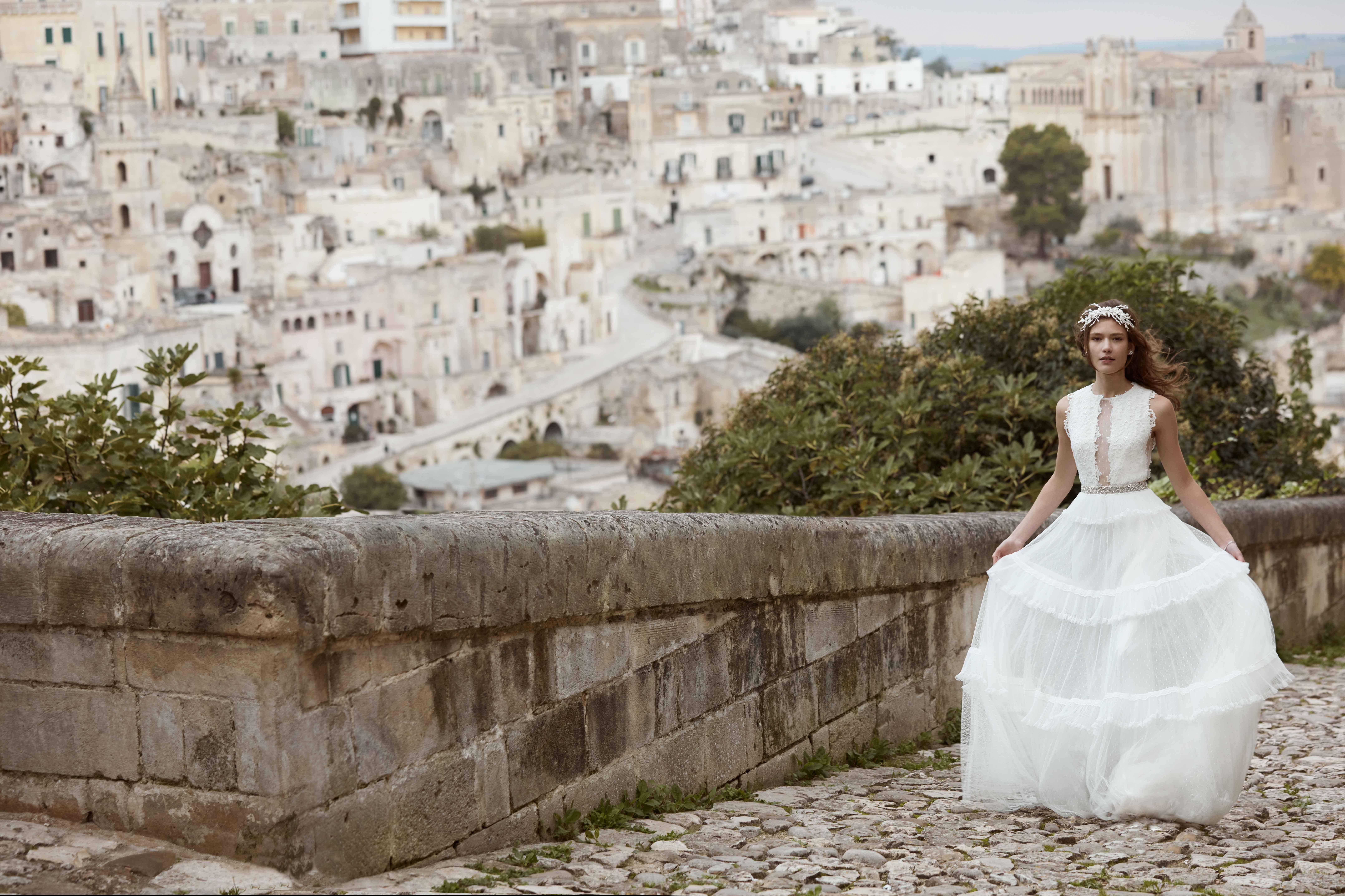 Amaya wedding dress BHLDN