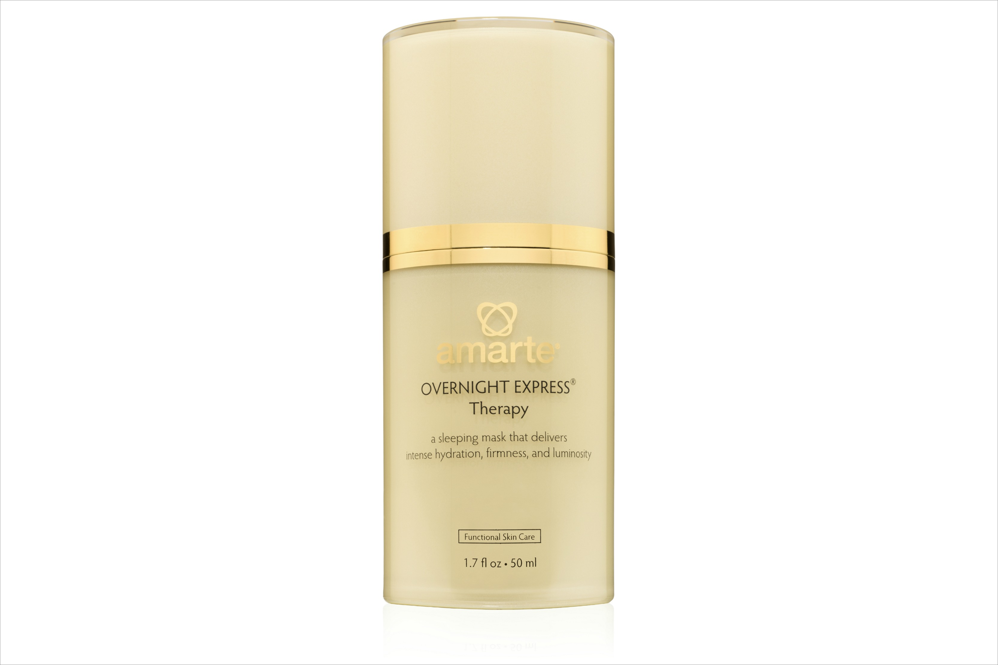Amarte Overnight Express Therapy multi-functional sleeping mask with retinol