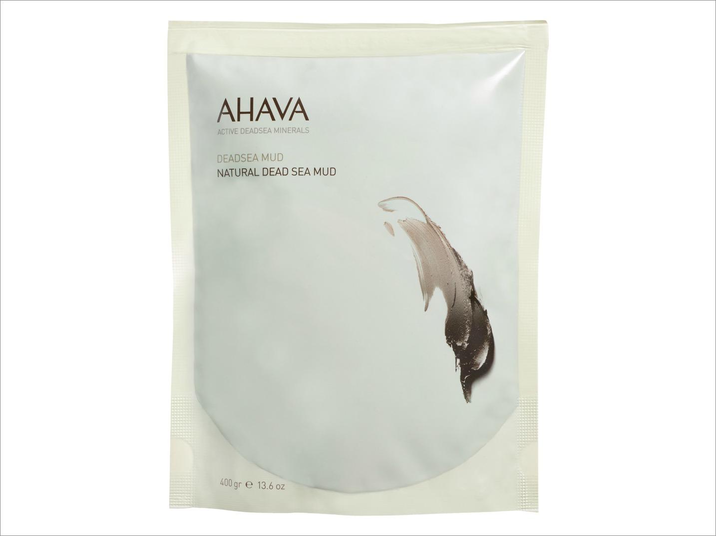 Ahava Natural Dead Sea Body Mud therapeutic