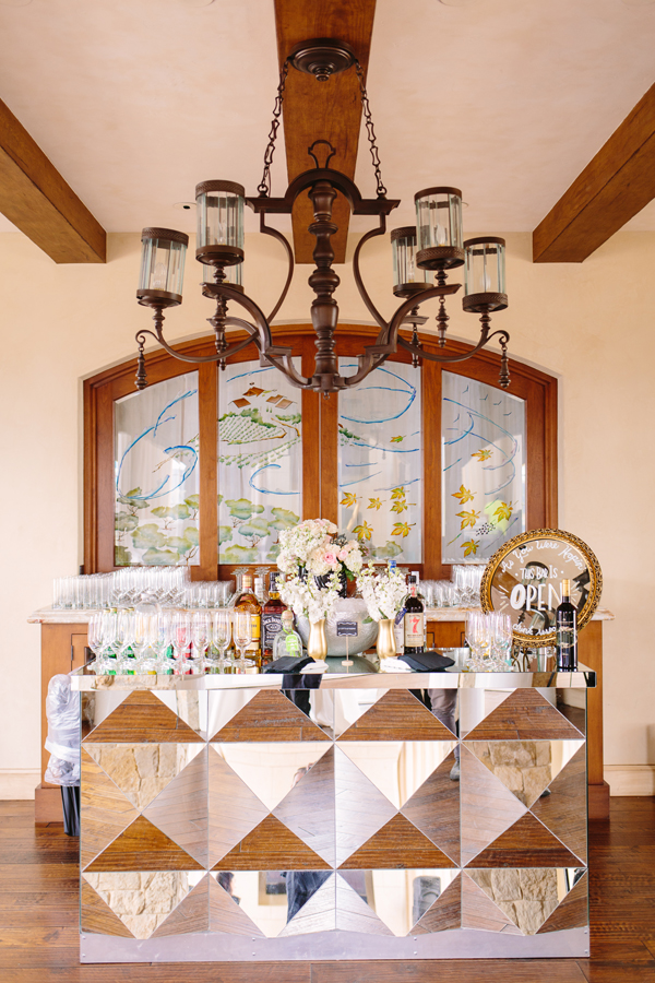 7 Different Reception Bar Designs From Real Wedding Receptions