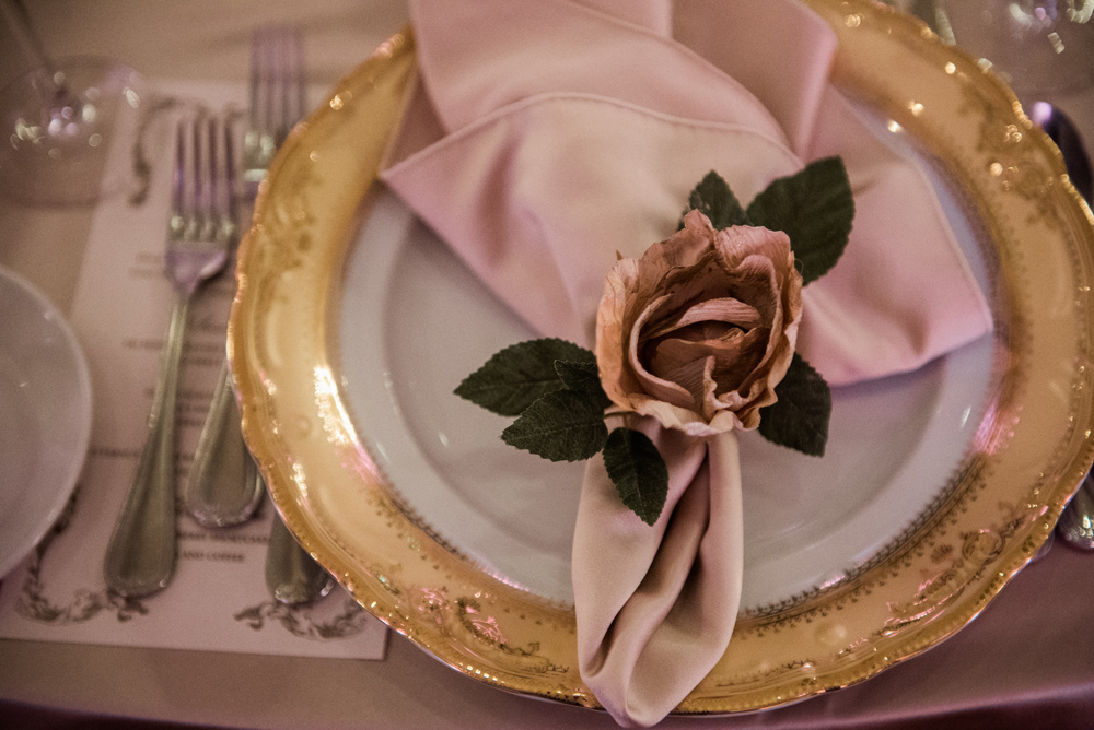 upgrade to a special charger to make your place settings look great