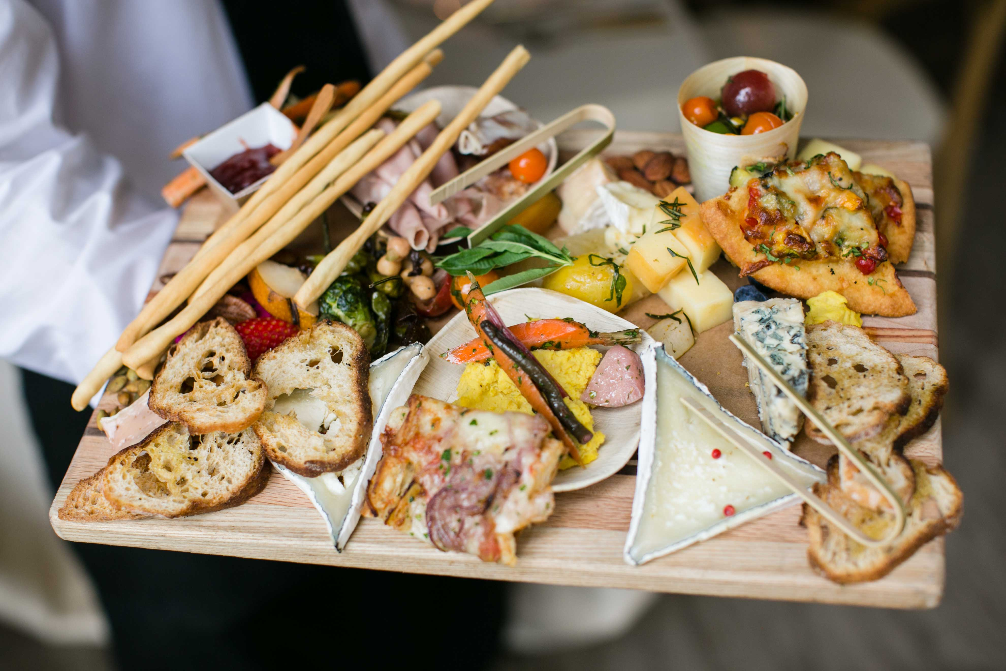 Wedding Ideas Offering A Cheese Board Amp Charcuterie Plate