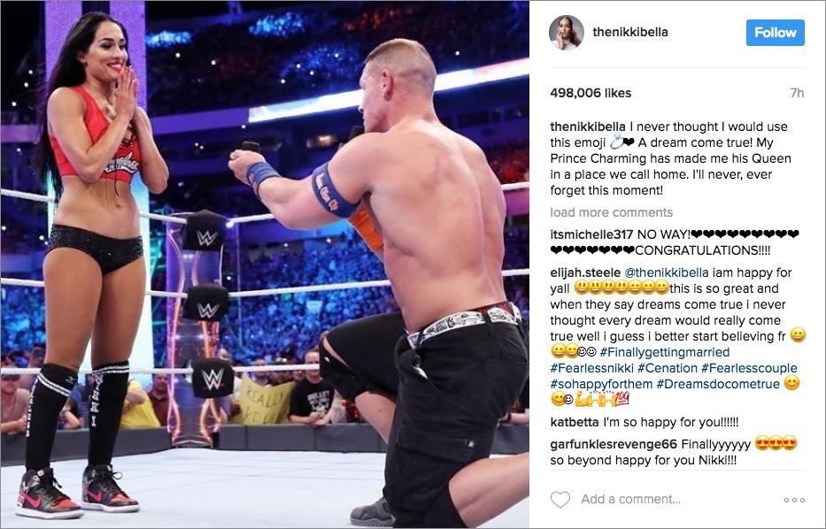 Nikki Bella And John Cena Wedding.Our Predictions For The Wedding Of Wwe Stars Nikki Bella And John