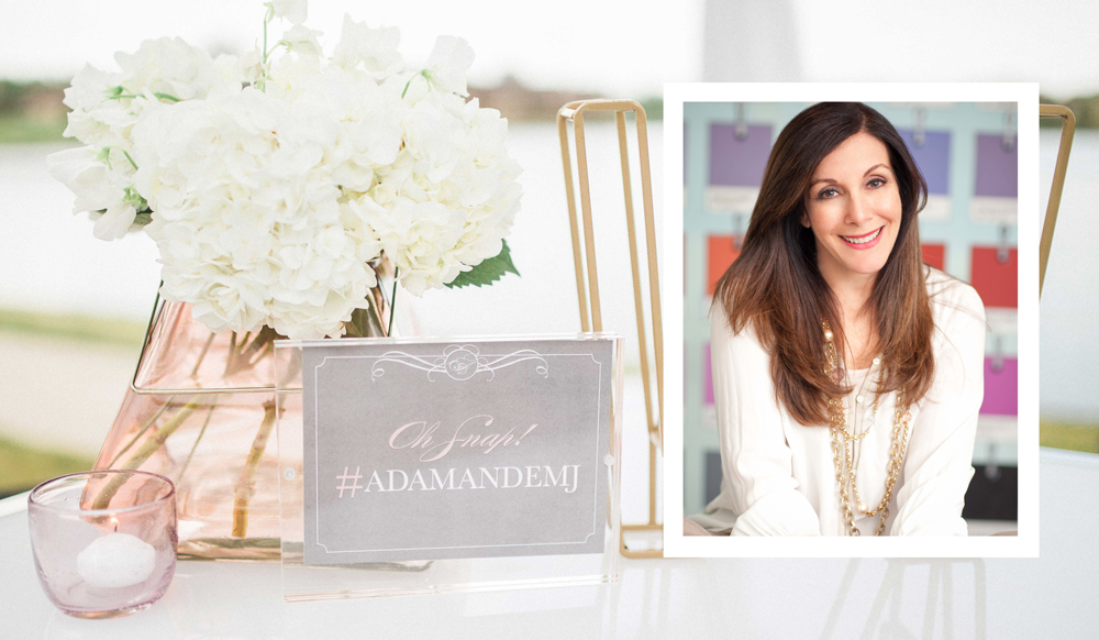 Mindy Weiss celebrity event planner's The Wedding Book