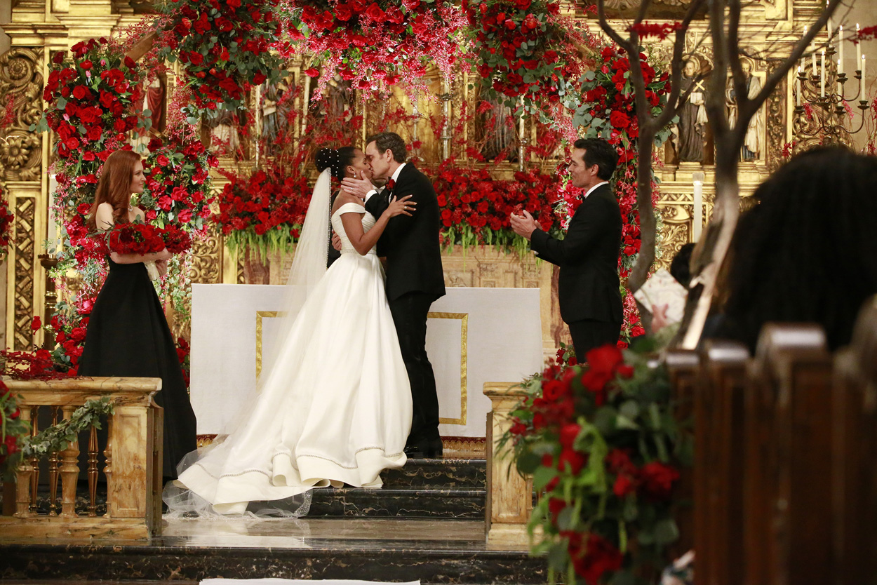"scandal ""the decision"" 100th episode olivia pope marries fitz kerry washington anne barge berkeley"