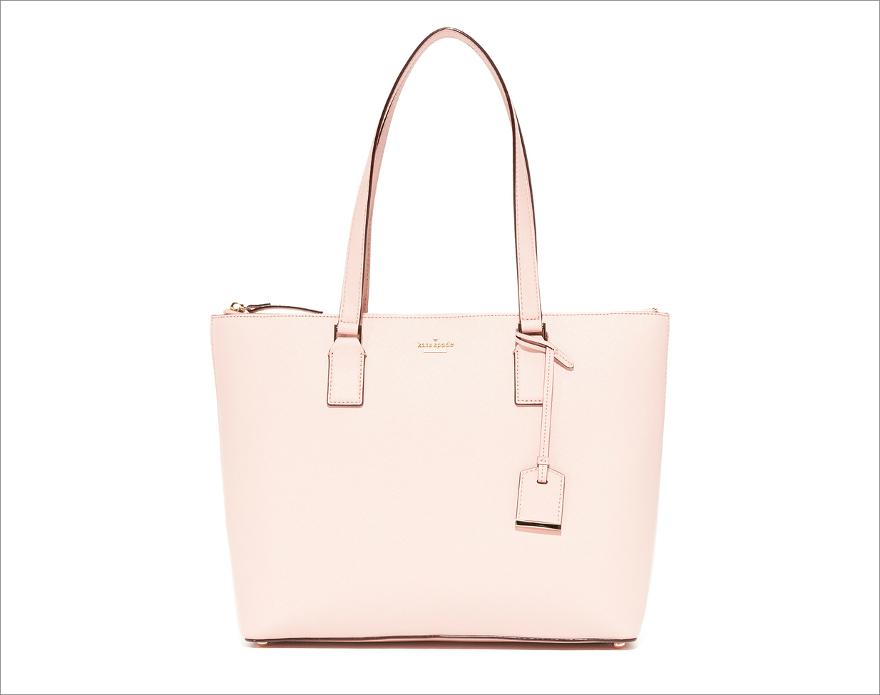 Kate Spade New York pink Lucie tote bag purse Mother's Day gift ideas