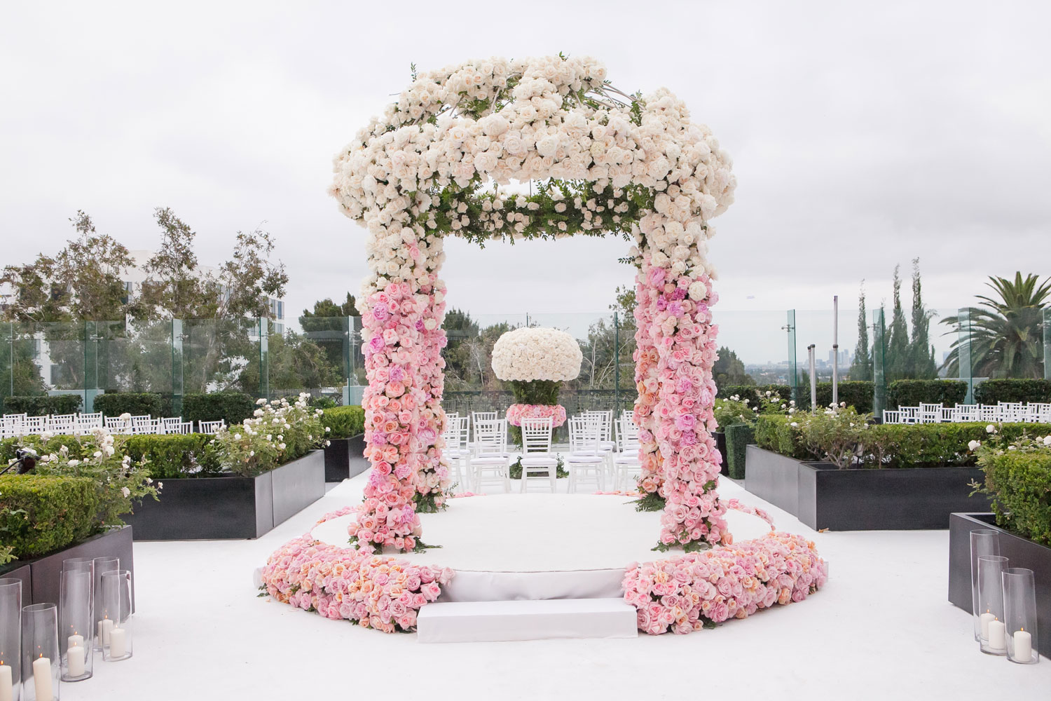 8 Beautiful Floral Arches For Your Wedding Ceremony Inside Weddings