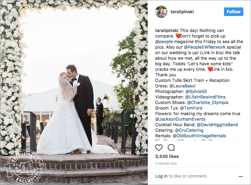 tara lipinski todd kapstasy southern wedding, charleston south carolina, large ceremony arch with white florals