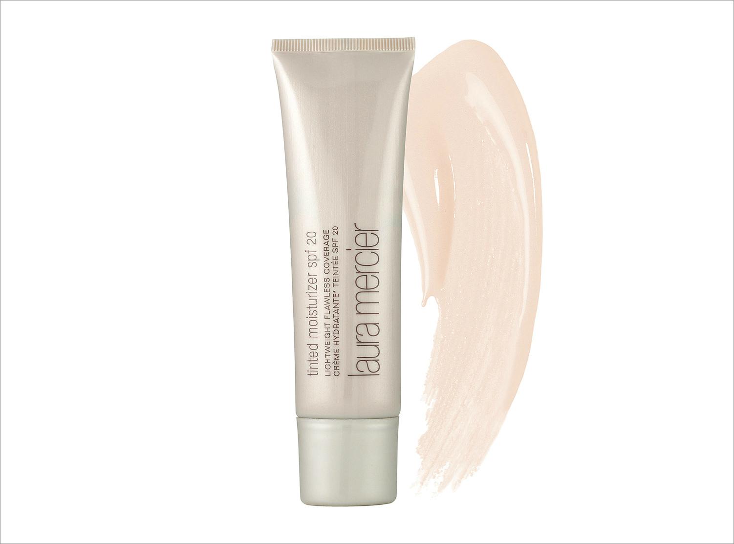 Laura Mercier tinted moisturizer summer beauty blogs
