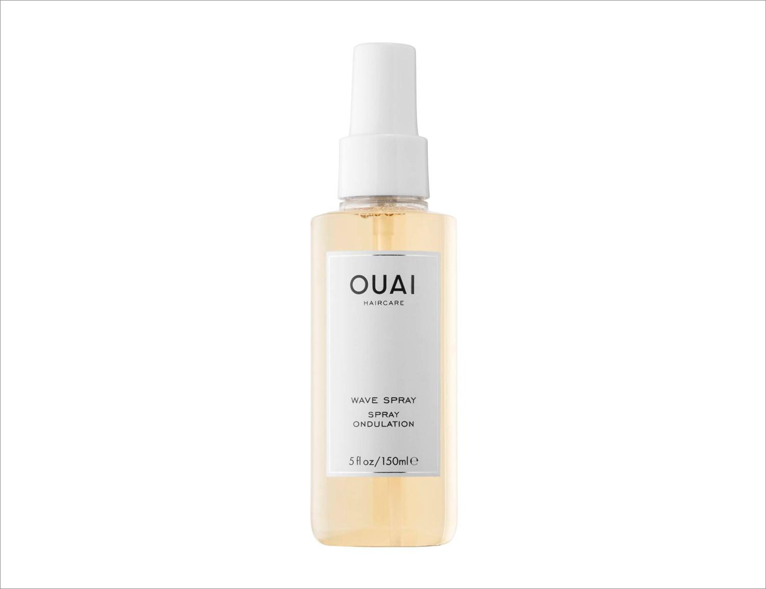 Ouai wave spray summer beauty blog ideas