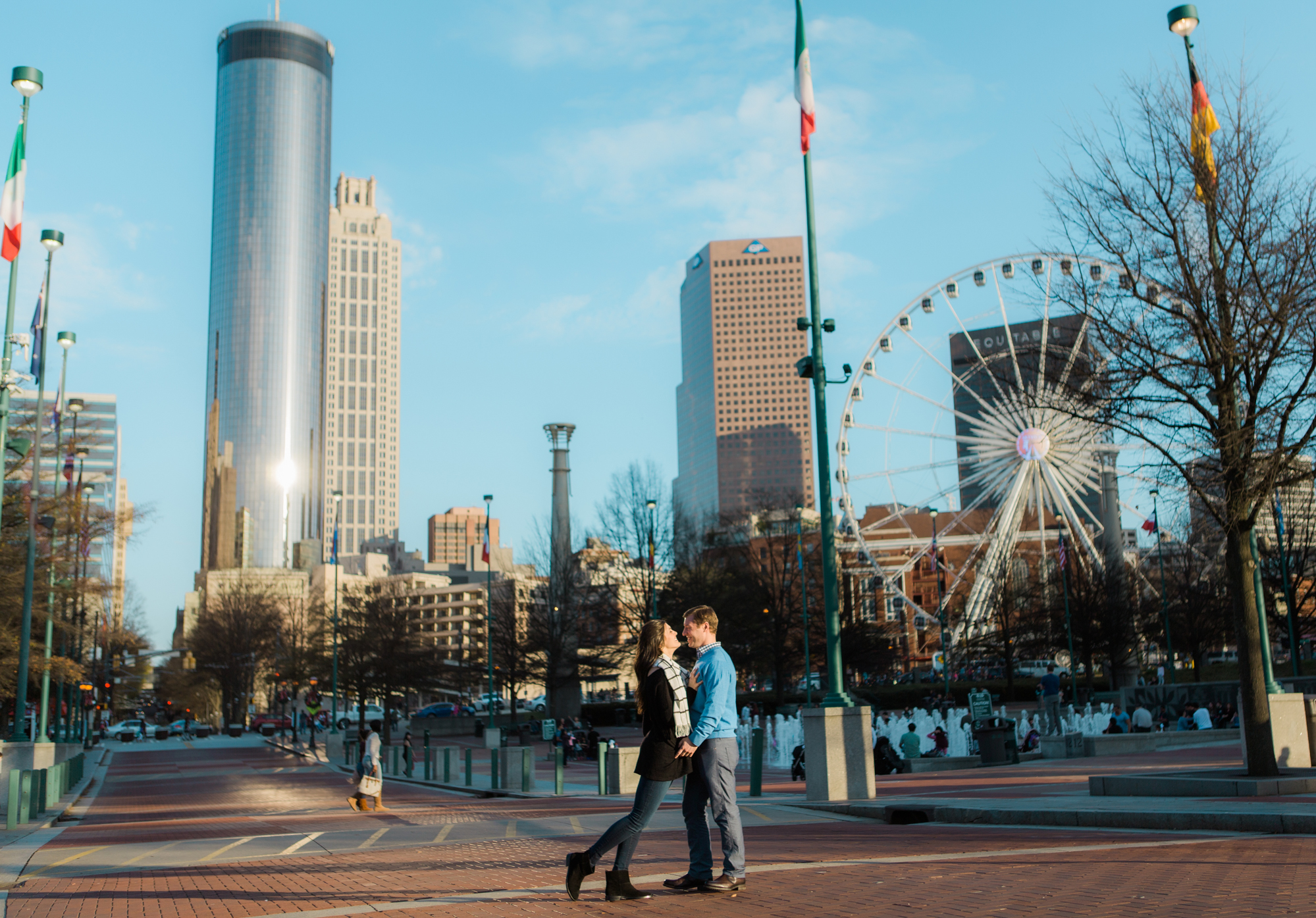 where to have your engagement photos taken