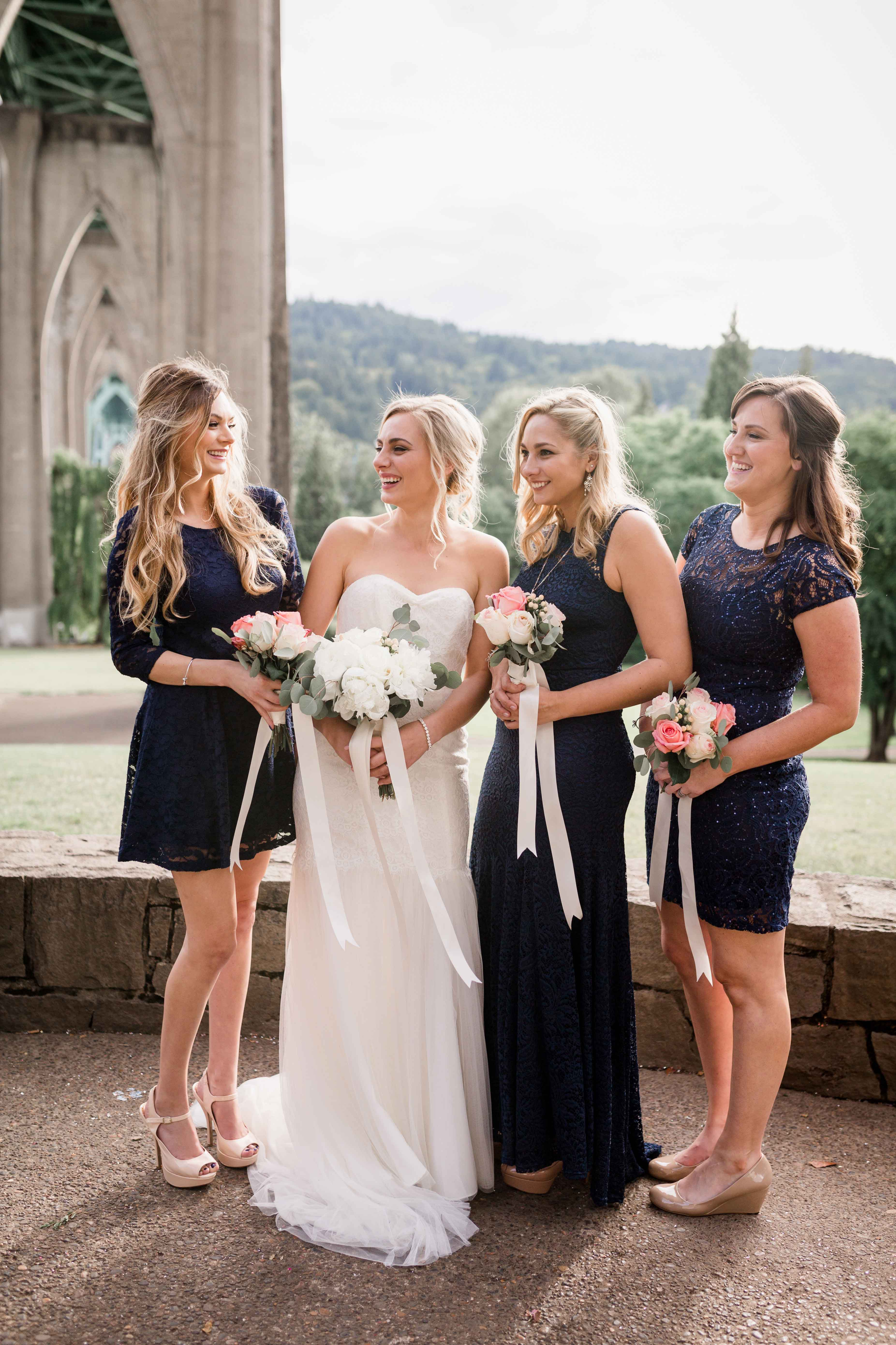 6 different bridesmaid dress concepts to make your maid of honor photo by studio 623 photography planning design by details defined ombrellifo Images