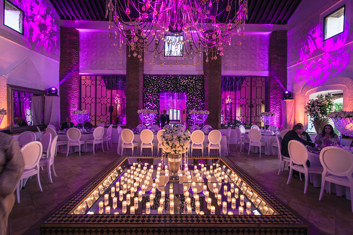 ceecff522a5e Modern Destination Wedding with Traditional Elements in Morocco ...