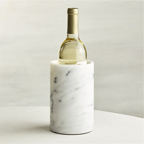 French Kitchen Marble Wine Cooler, $24.95 by Crate and Barrel; crateandbarrel.com