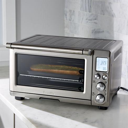 Smart Oven, $249.95 by Breville; crateandbarrel.com
