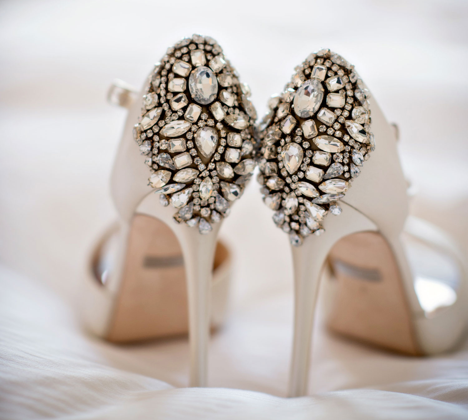 b0f10820ca0 Finding the Right Heel Height for Your Bridal Shoes - Inside Weddings