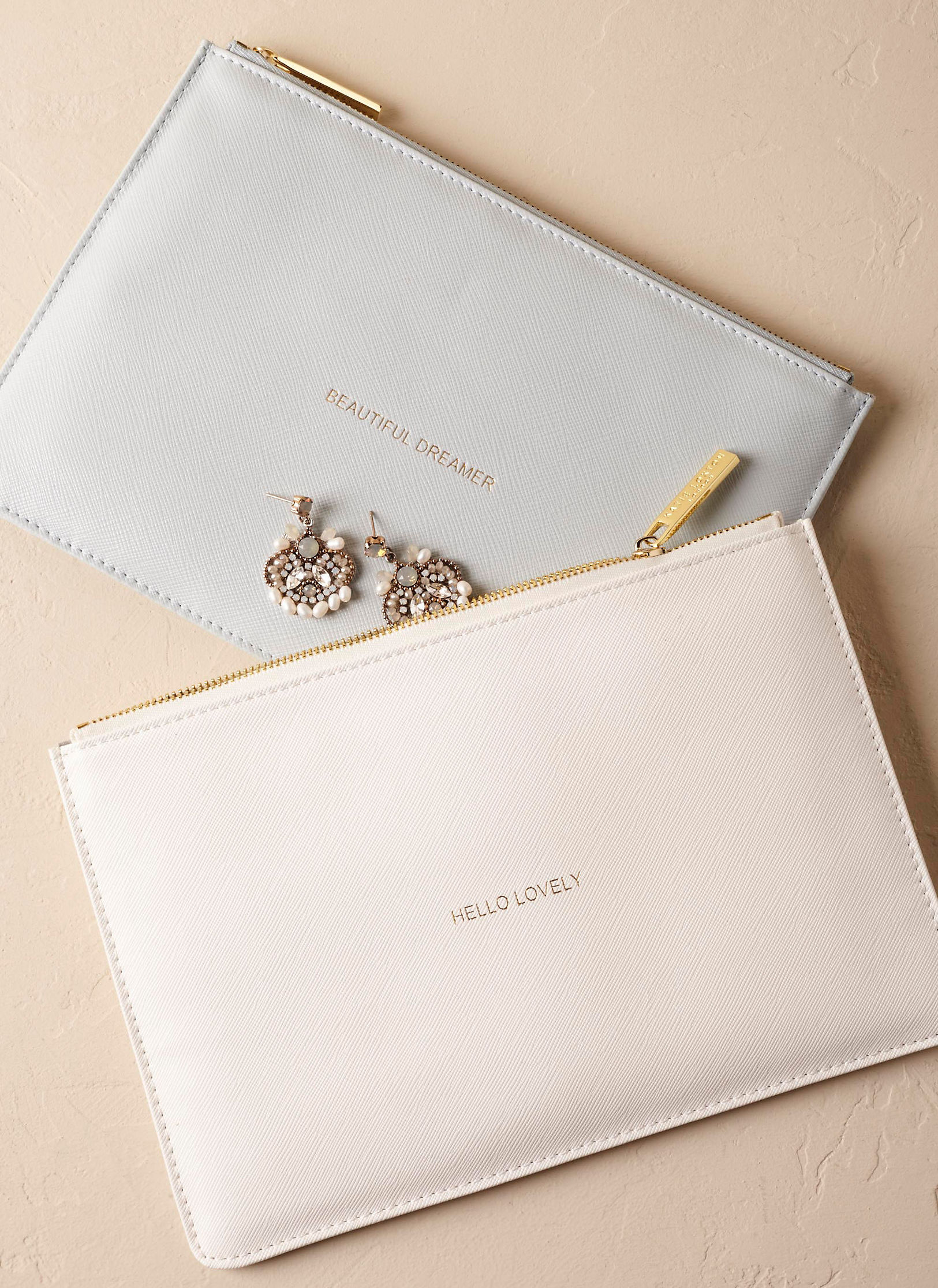 Tranquility pouch from BHLDN bridesmaid gift ideas