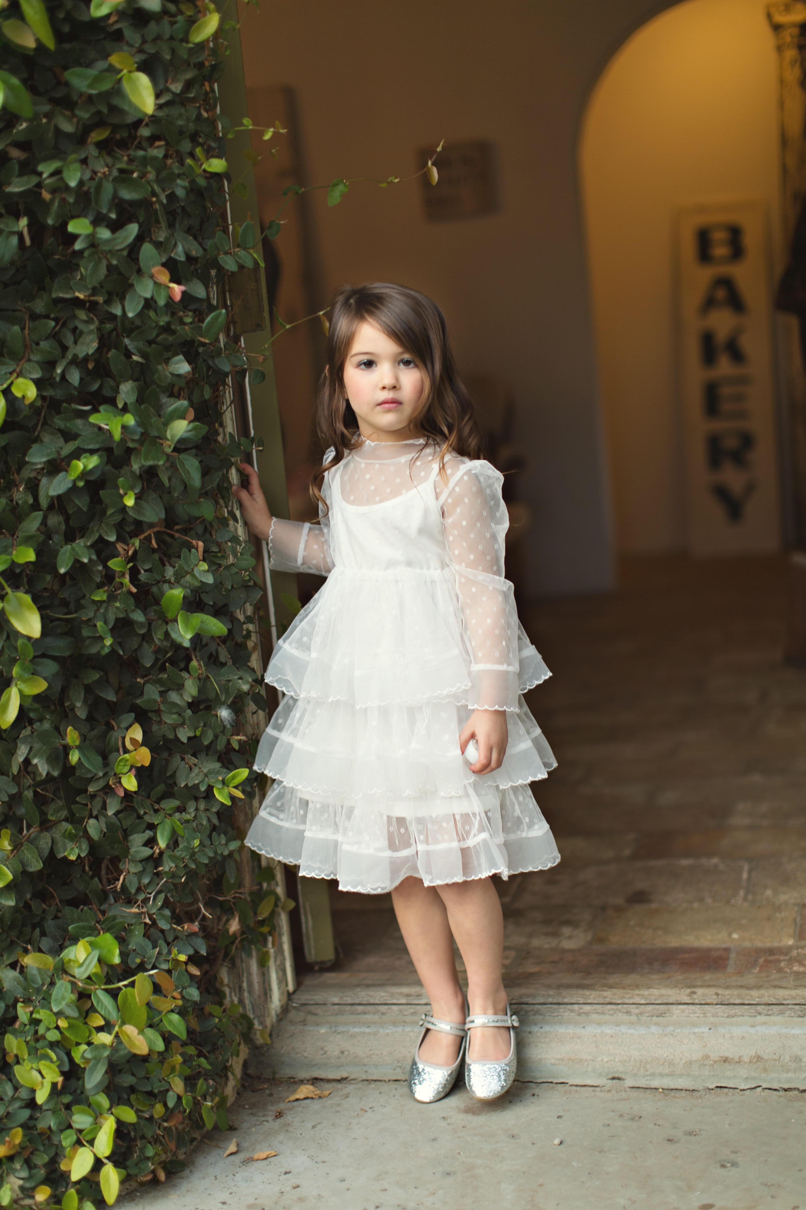 0e0b908a2 Wedding Ideas: Shop These Cute Flower Girl Dresses - Inside Weddings