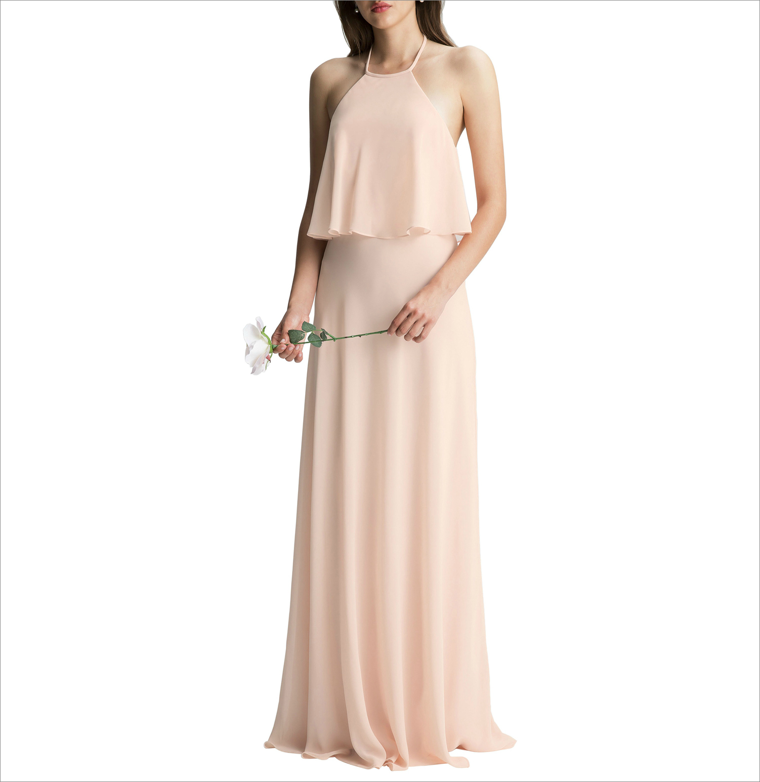 Nordstrom flounce top bridesmaid dress ideas under 150 nordstrom
