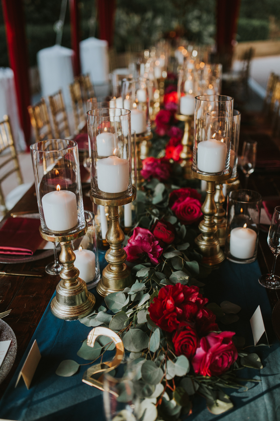 25 Ideas for Fall Wedding Décor