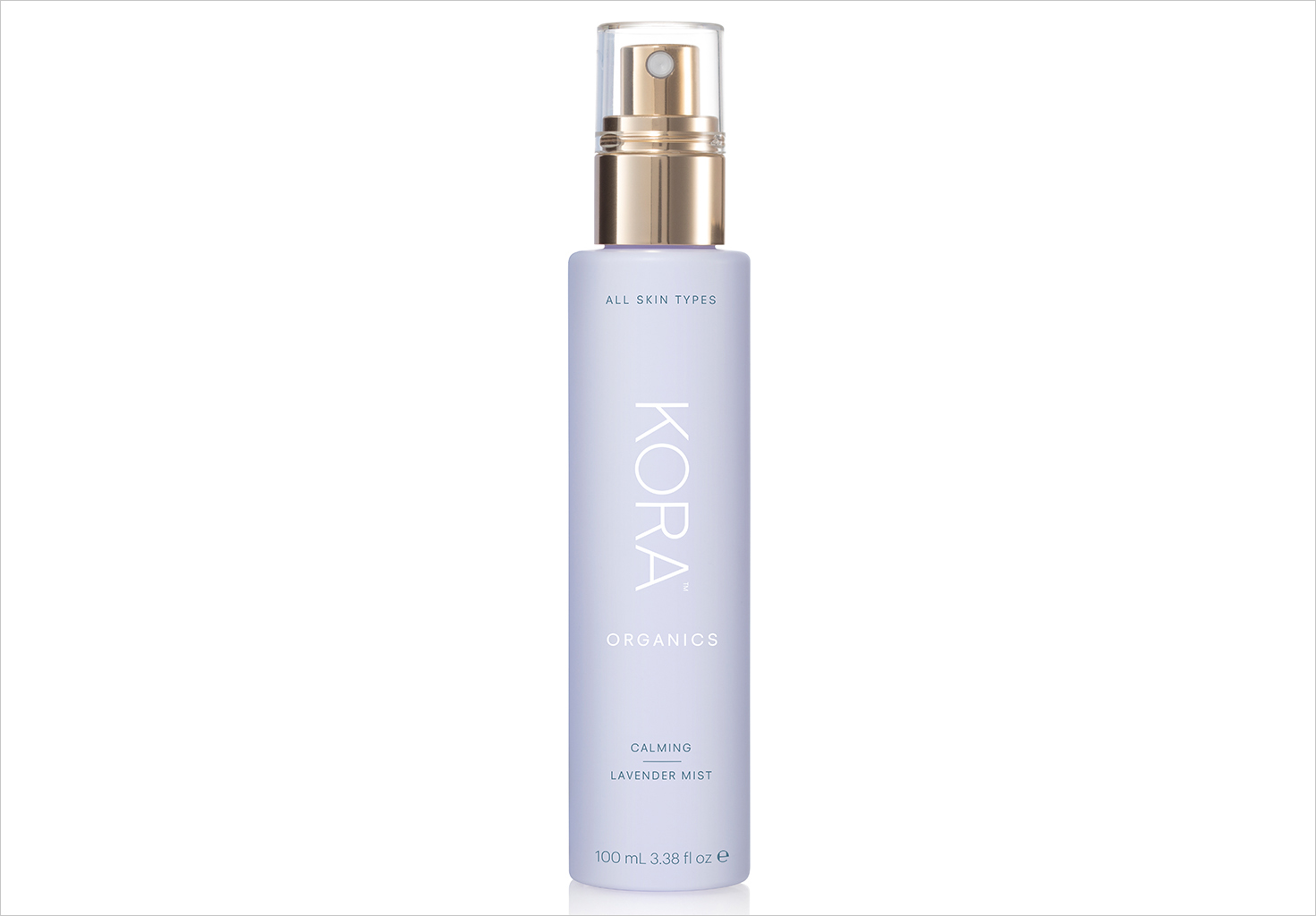 Kora Organics calming lavender mist bridal relaxation tips and products