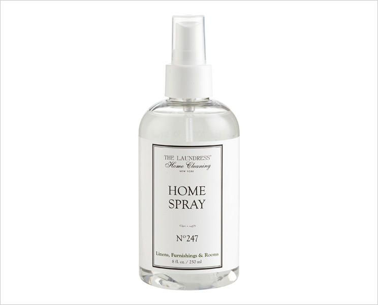Home Spray by The Laundress bridal relaxation tips and products